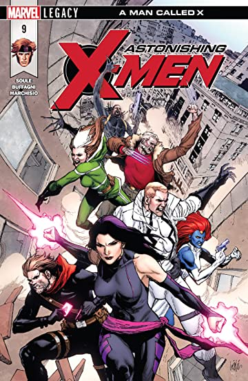 Astonishing X-Men (2017-) #9