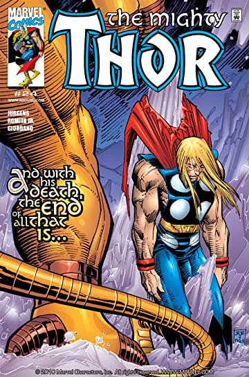 Thor (1998-2004) #24