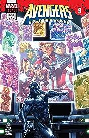Avengers (2016-2018) #683