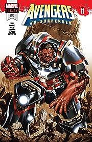 Avengers (2016-) #685