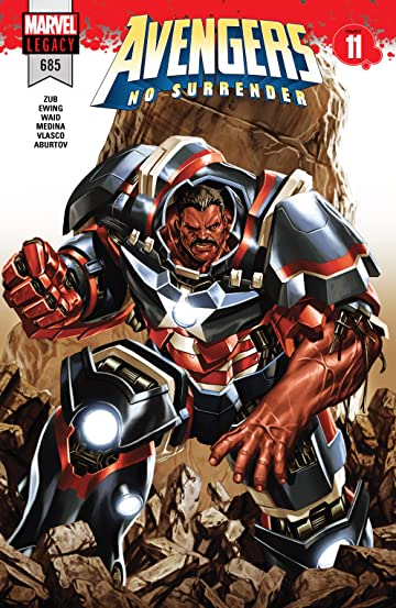Avengers (2016-2018) #685