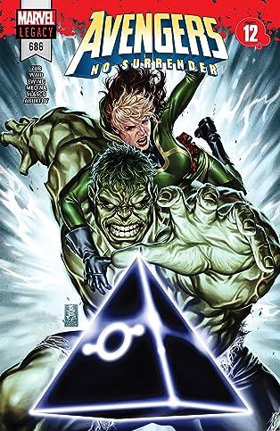 Avengers (2016-2018) #686