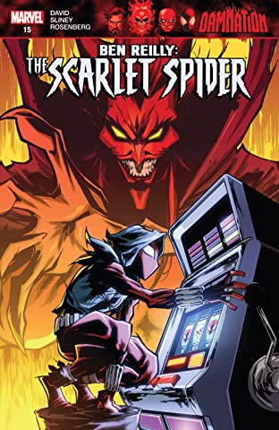Ben Reilly: Scarlet Spider (2017-) #15