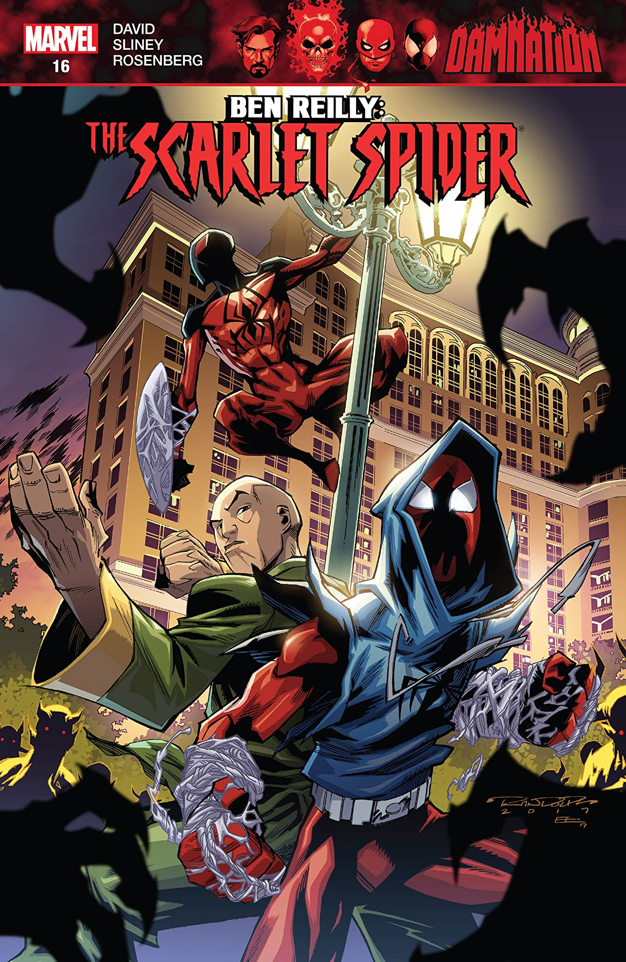 Ben Reilly: Scarlet Spider (2017-) #16