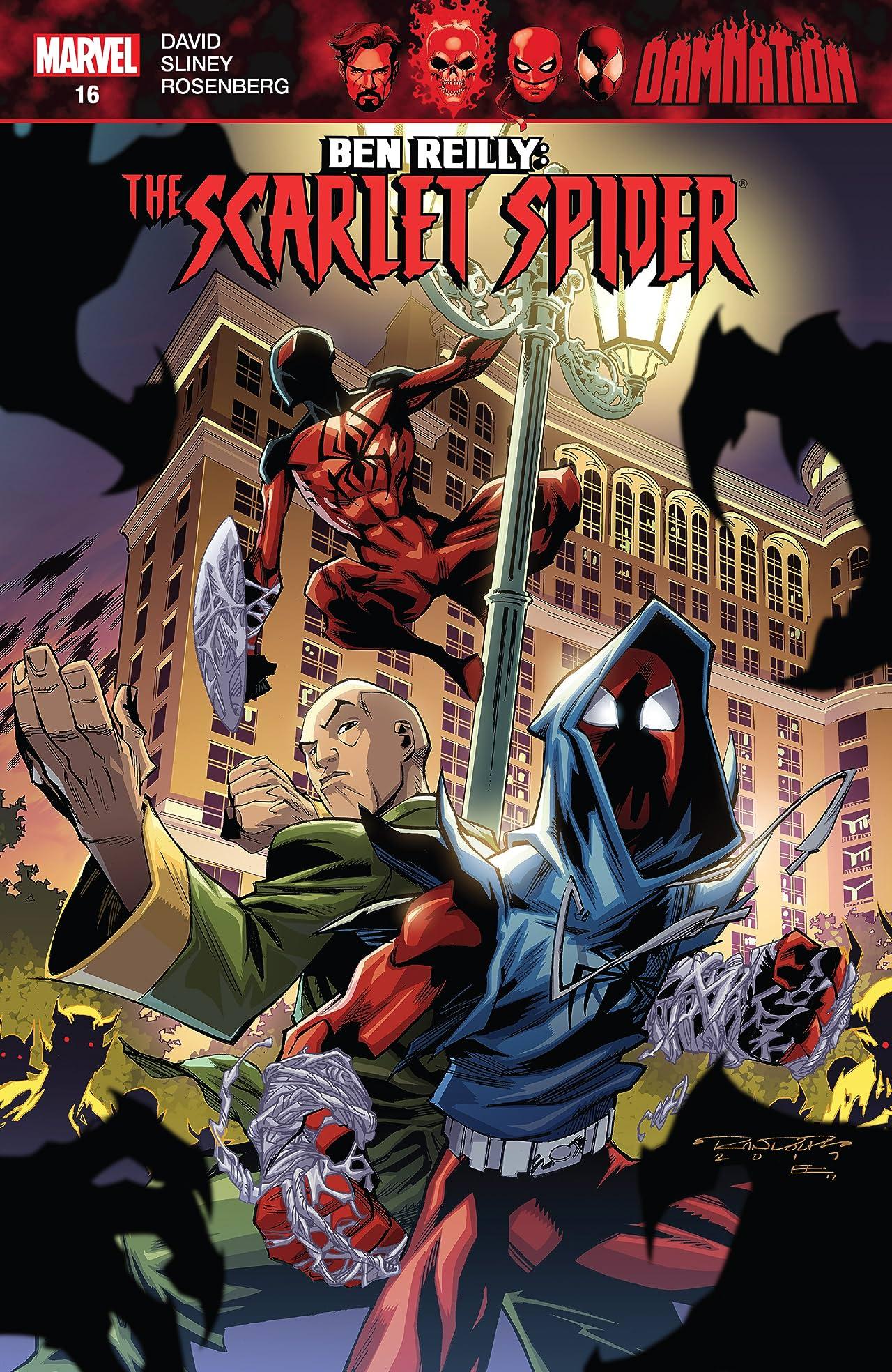 Ben Reilly: Scarlet Spider (2017-2018) #16