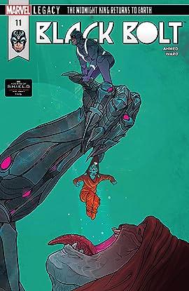 Black Bolt (2017-2018) #11