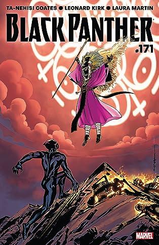 Black Panther (2016-) #171