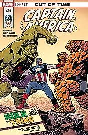 Captain America (2017-2018) #699