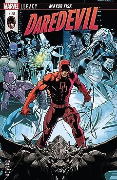 Daredevil (2015-) #600