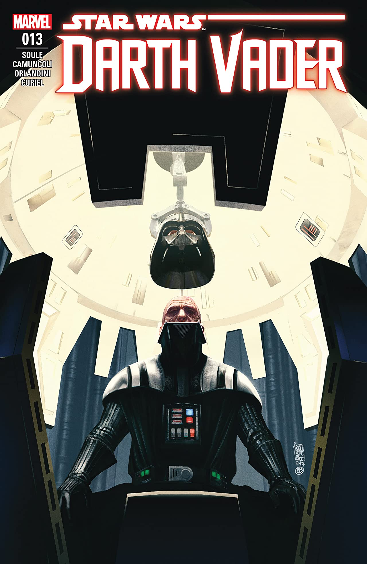Darth Vader (2017-) #13