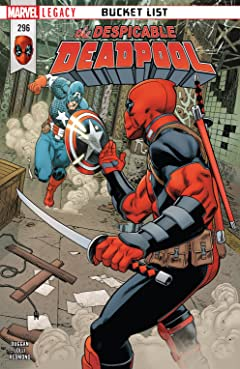 Despicable Deadpool (2017-) #296