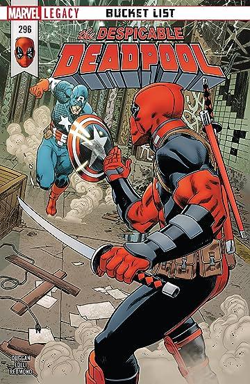 Despicable Deadpool (2017-2018) #296
