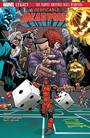 Despicable Deadpool (2017-) #297