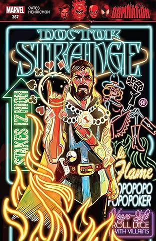 Doctor Strange (2015-2018) #387