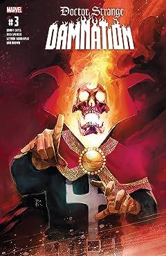 Doctor Strange: Damnation (2018) #3 (of 4)