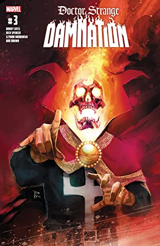 Doctor Strange: Damnation (2018) #3 (of 4)