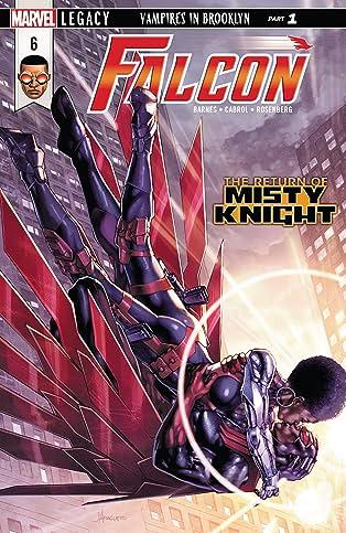 Falcon (2017-) #6