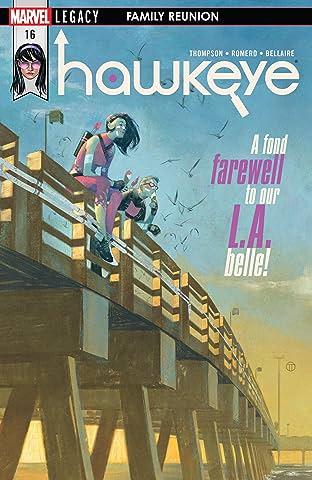 Hawkeye (2016-) #16