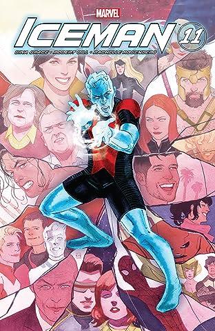 Iceman (2017-2018) #11