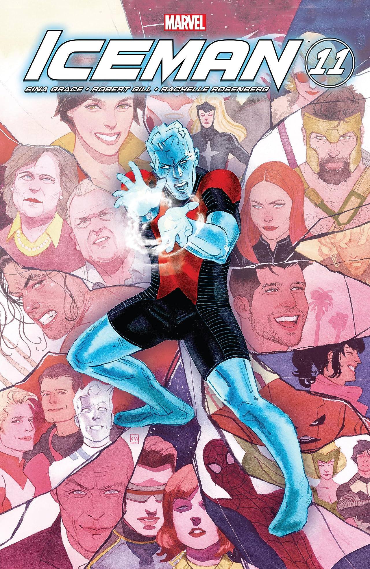 Iceman (2017-) #11