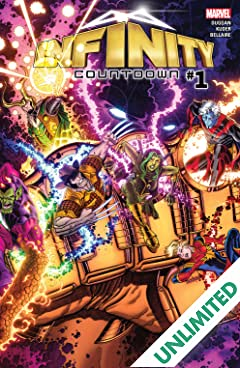 Infinity Countdown (2018) #1 (of 5)