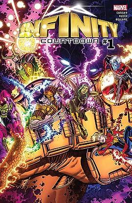 Infinity Countdown (2018) #1 (of 5)