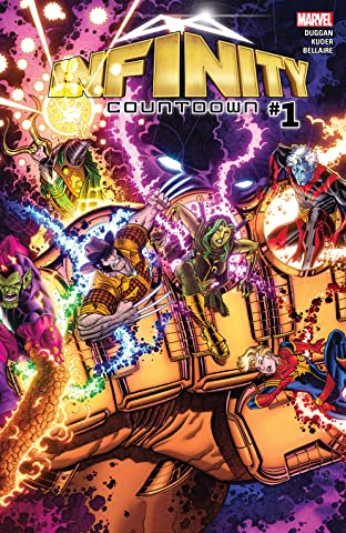 Infinity Countdown (2018) No.1 (sur 5)