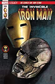 Invincible Iron Man (2016-) #598