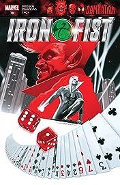 Iron Fist (2017-2018) #78