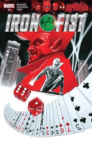 Iron Fist (2017-) #78