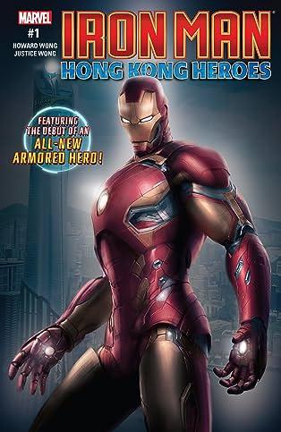 Iron Man: Hong Kong Heroes (2018) #1