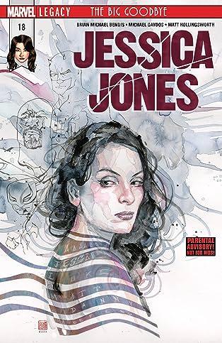 Jessica Jones (2016-2018) #18