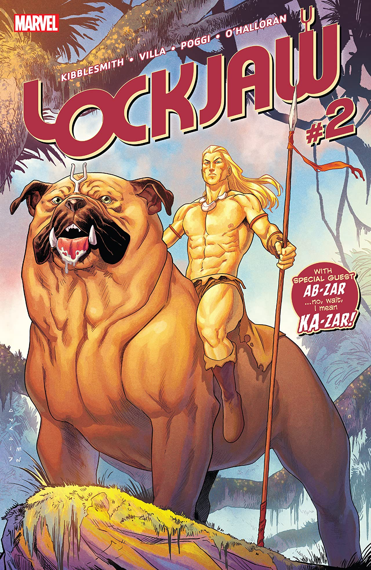 Lockjaw (2018-) #2