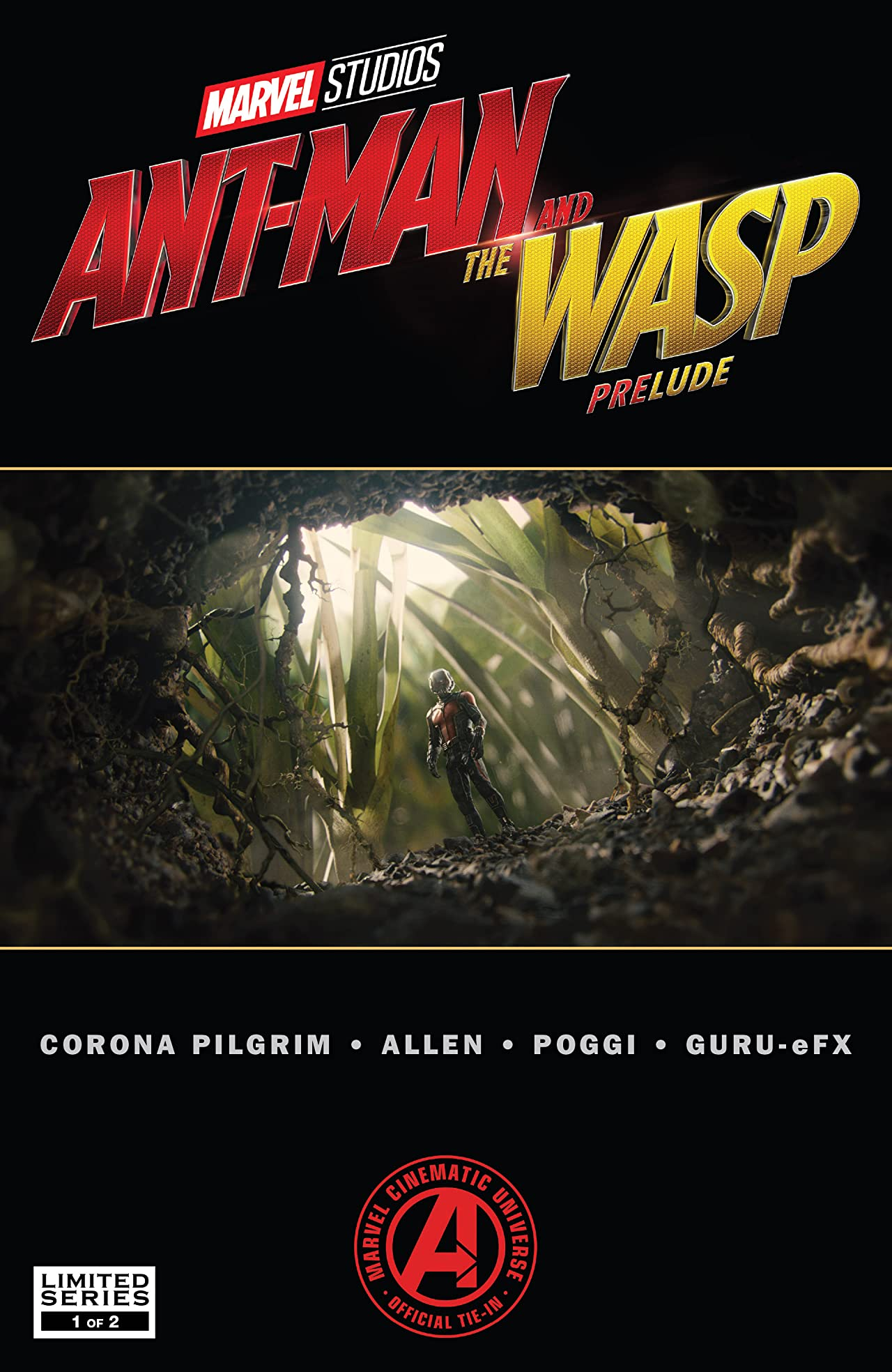 Marvel's Ant-Man and the Wasp Prelude (2018) #1 (of 2)