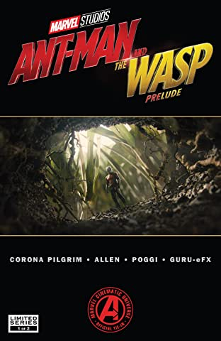 Marvel's Ant-Man and the Wasp Prelude (2018-) #1 (of 2)