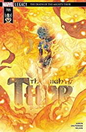 The Mighty Thor (2015-) #705