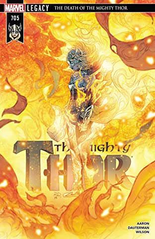 The Mighty Thor (2015-2018) #705