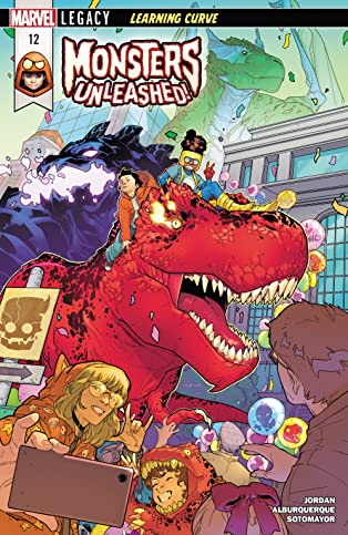 Monsters Unleashed (2017-2018) #12