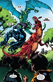 Monsters Unleashed (2017-) #12
