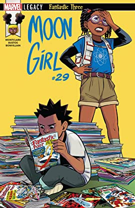 Moon Girl and Devil Dinosaur (2015-) #29