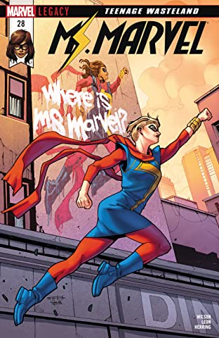 Ms. Marvel (2015-) #28