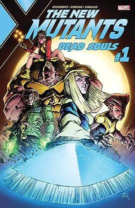 New Mutants: Dead Souls (2018) #1 (of 6)