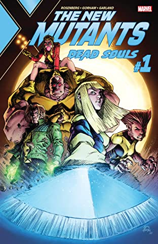New Mutants: Dead Souls (2018-) #1 (of 6)