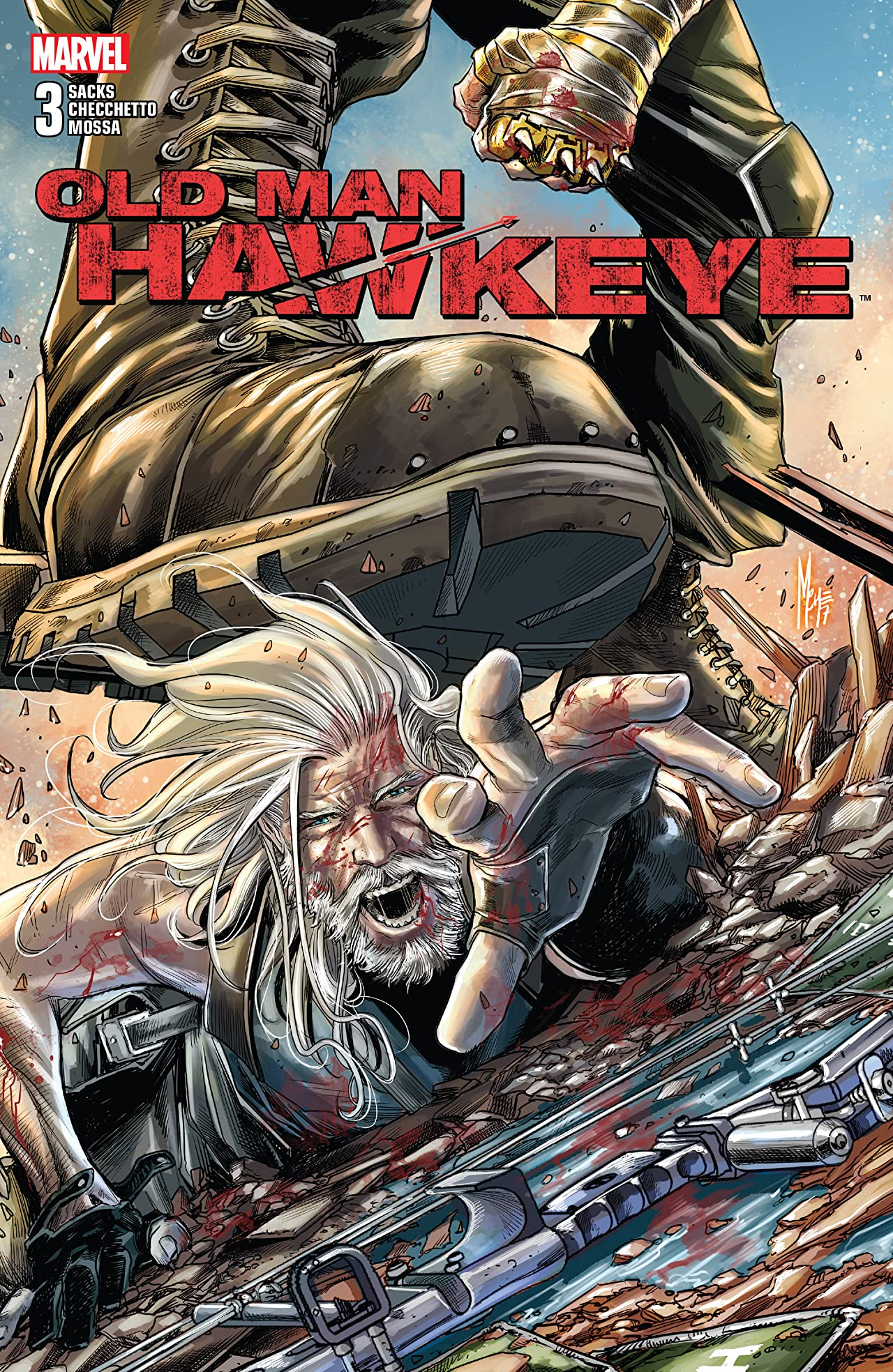 Old Man Hawkeye (2018-) No.3 (sur 12)