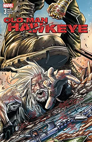 Old Man Hawkeye (2018-) #3 (of 12)