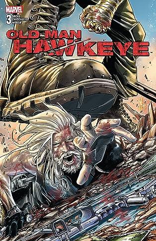 Old Man Hawkeye (2018-) #3 (of 12)
