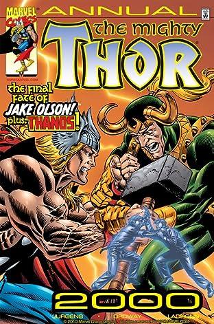 Thor Annual #2000