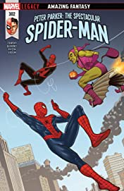 Peter Parker: The Spectacular Spider-Man (2017-) #302