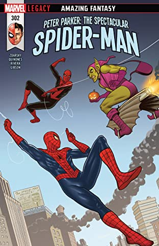 Peter Parker: The Spectacular Spider-Man (2017-2018) No.302