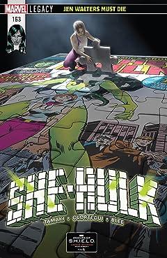 She-Hulk (2016-2018) #163